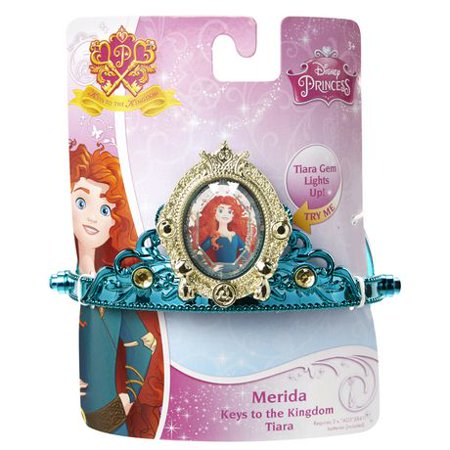 Disney Princess Dp Merida Keys To Kingdom Tiara - Disney Princess Crowns
