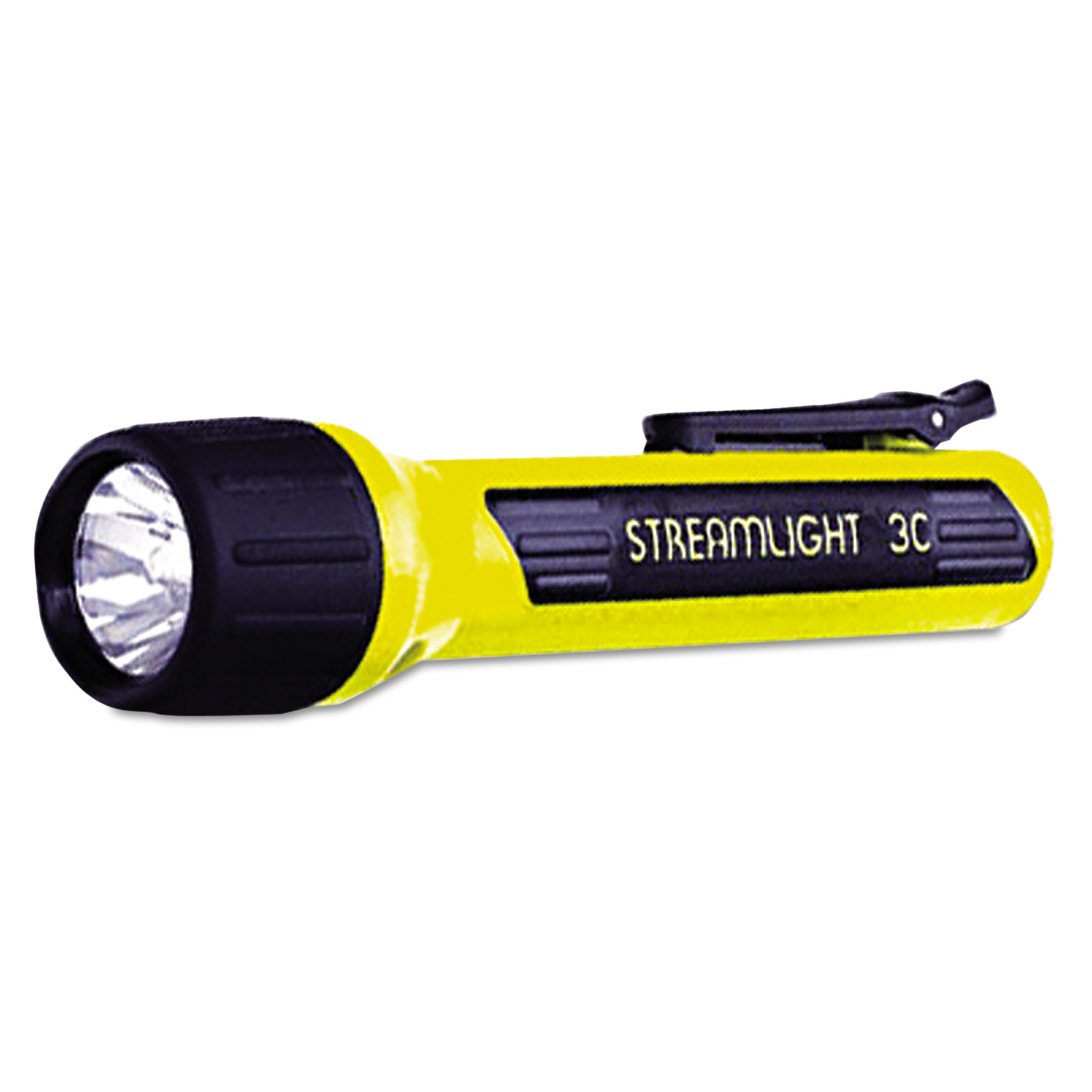 Streamlight ProPolymer LED Flashlight, 3C (Sold Separately), Black by Streamlight Inc