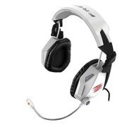 Mad Catz F.R.E.Q. 5 Stereo Gaming Headset for PC/Mac - White