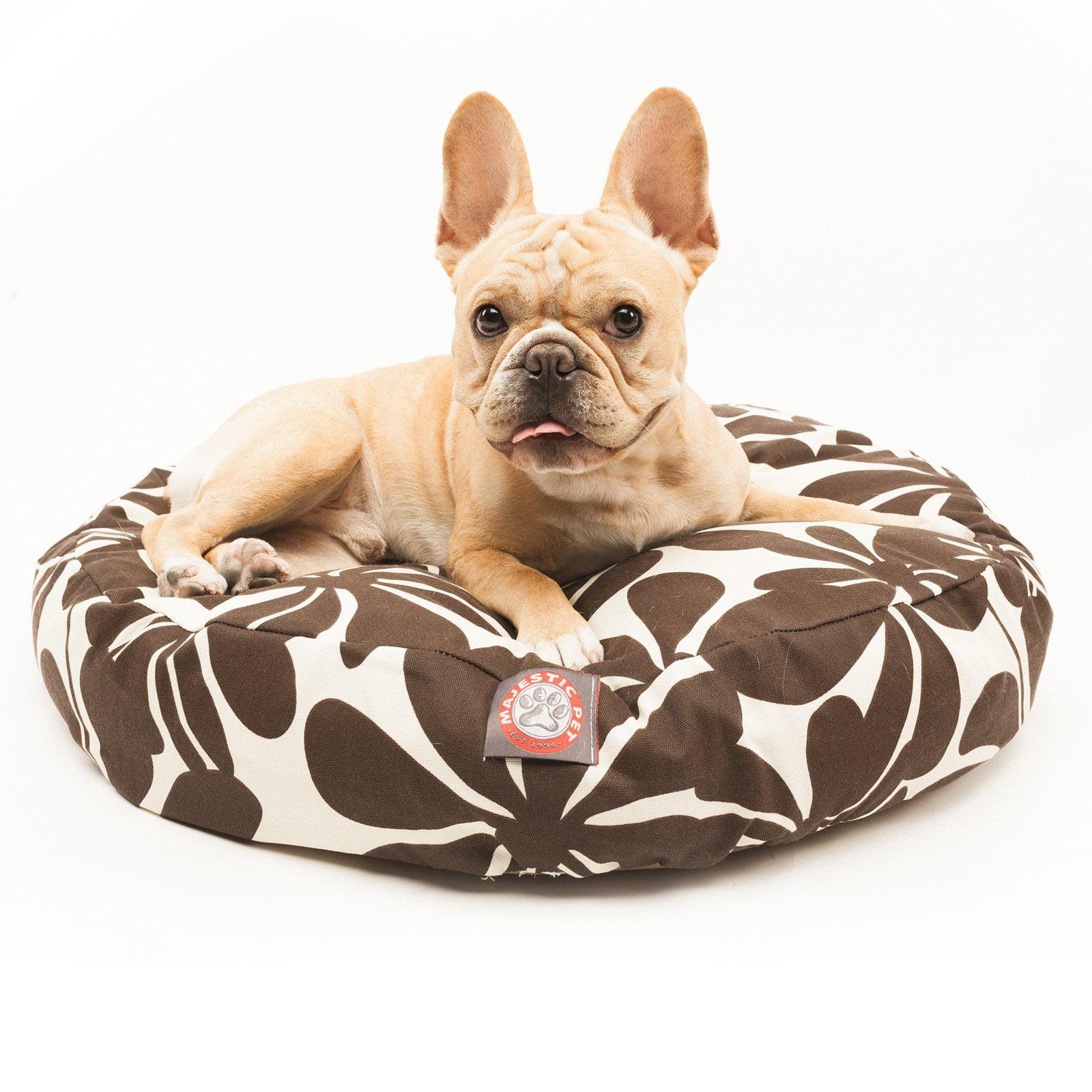 Majestic Pet Plantation Round Pet Bed