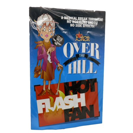 Over The Hill Gifts (Over the Hill Fan - Gag Gift)