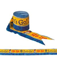 Jake & The Never Land Pirates Crepe Paper Streamer (30ft)