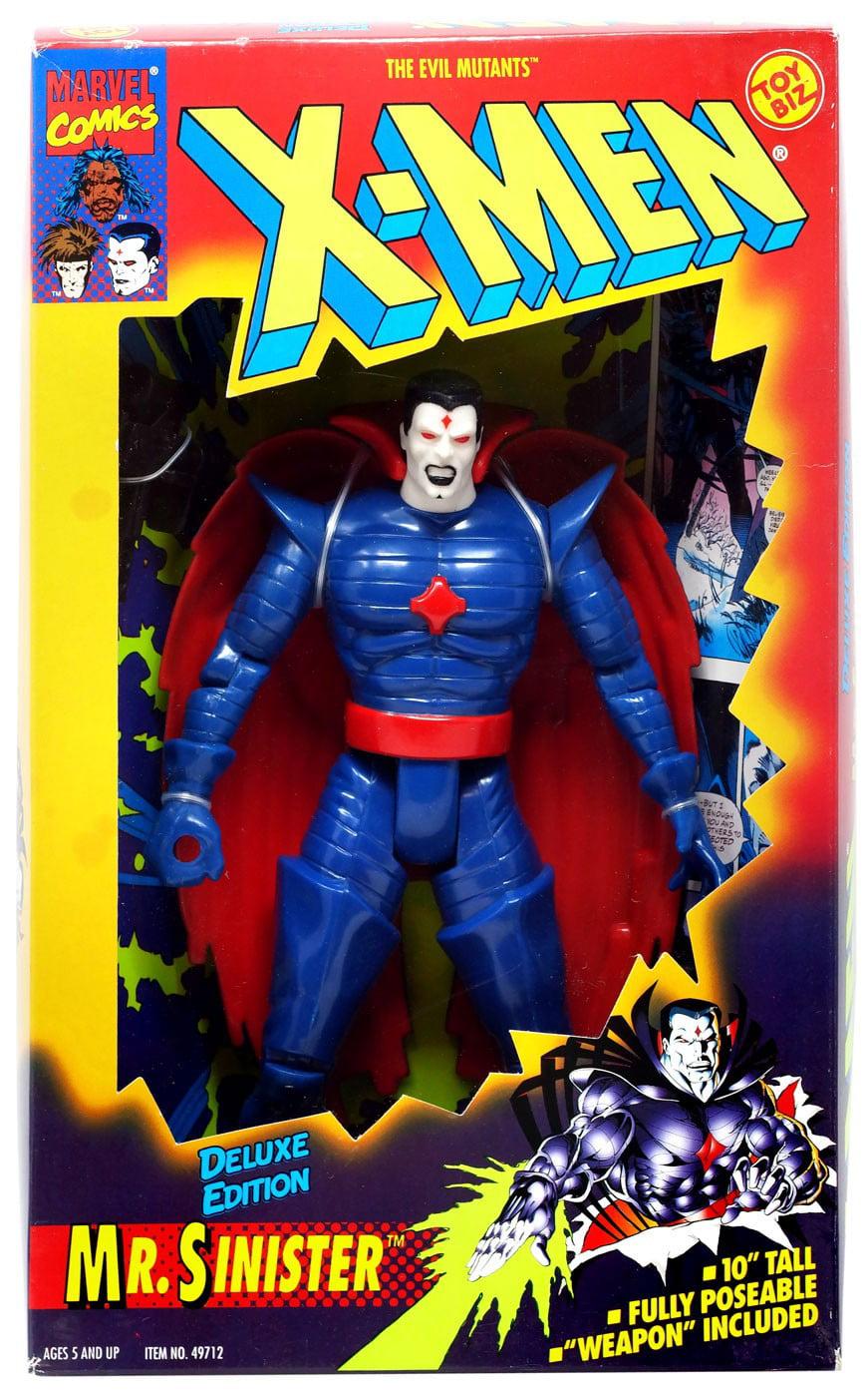 Marvel X-Men Mr. Sinister Action Figure by Toy Biz