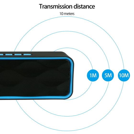Wireless Bluetooth Speaker, Wireless Speaker Outdoor