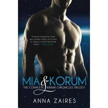Mia   Korum  The Complete Krinar Chronicles Trilogy