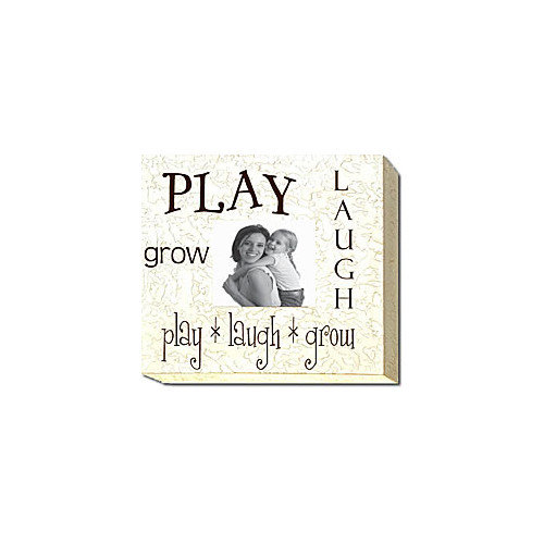 Forest Creations Play *Laugh* Grow Picture Frame