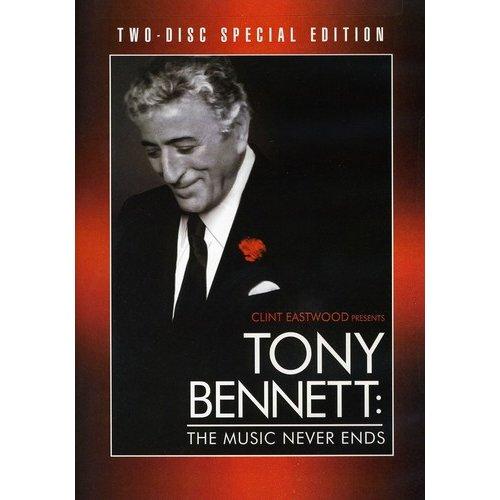 Tony Bennett: The Music Never Ends (Widescreen)