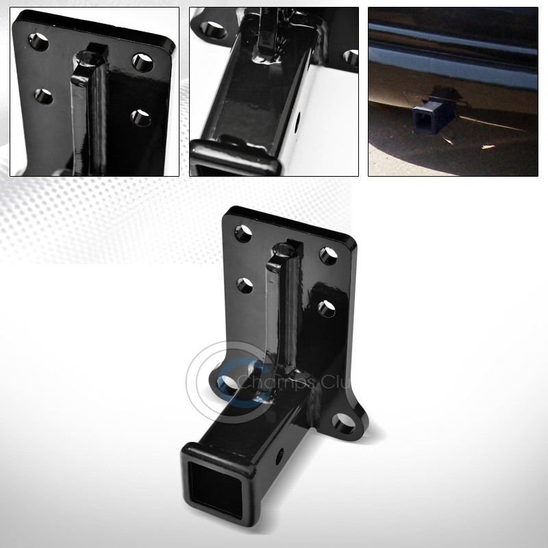 RL Concepts Class 3 Trailer Hitch Receiver Rear Bumper To...
