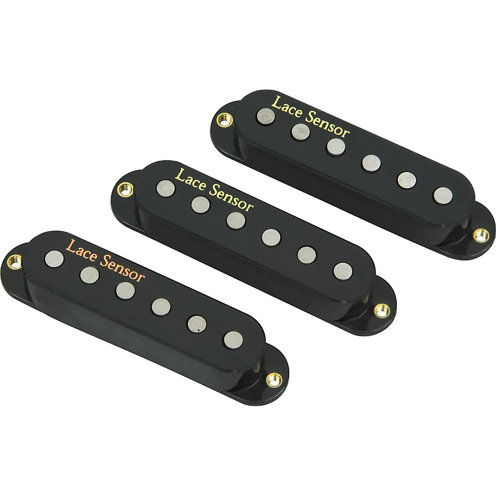 Lace Holy Grail Noiseless Pickup 3-Pack Black