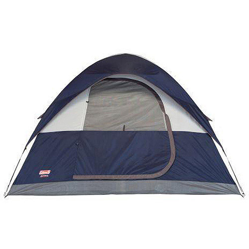 Coleman 10x10 6 Person Dome Tent  sc 1 st  Walmart.com & Coleman 10x10 6 Person Dome Tent - Walmart.com