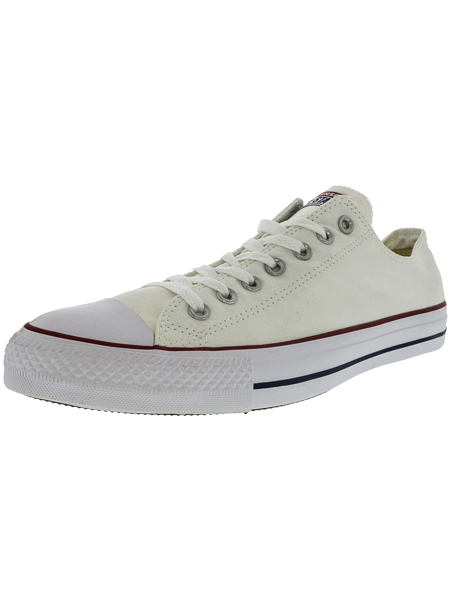 Converse All Star Ox Optical White   Ankle-High Fashion Sneaker 12.5M 10.5M by Converse