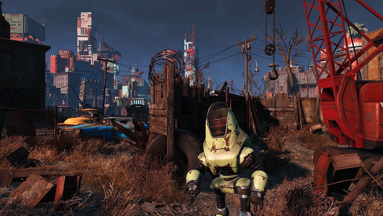 Fallout 4, Bethesda, Xbox One, 093155170421 - Walmart com