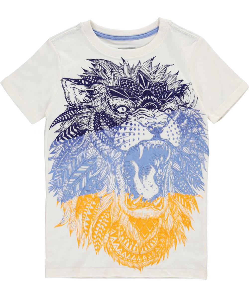 "Sean John Little Boys' ""Jungle Roar"" T-Shirt (Sizes 4 - 7)"