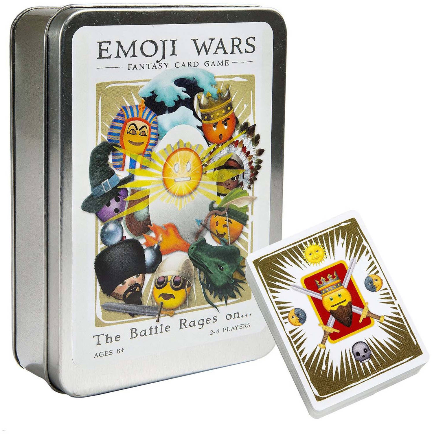 Twizmo! Emoji Wars Fantasy Card Game by Twizmo