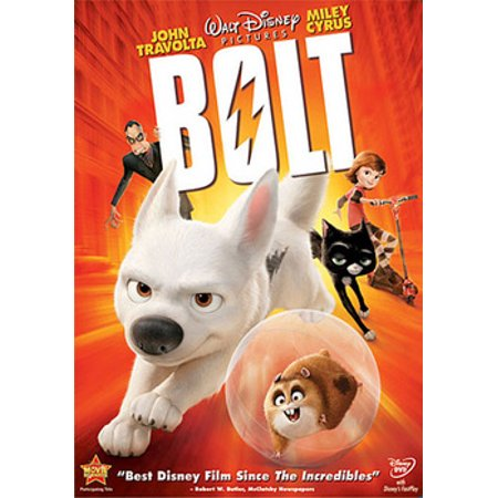 Bolt (DVD) Malcolm Mcdowell Actor