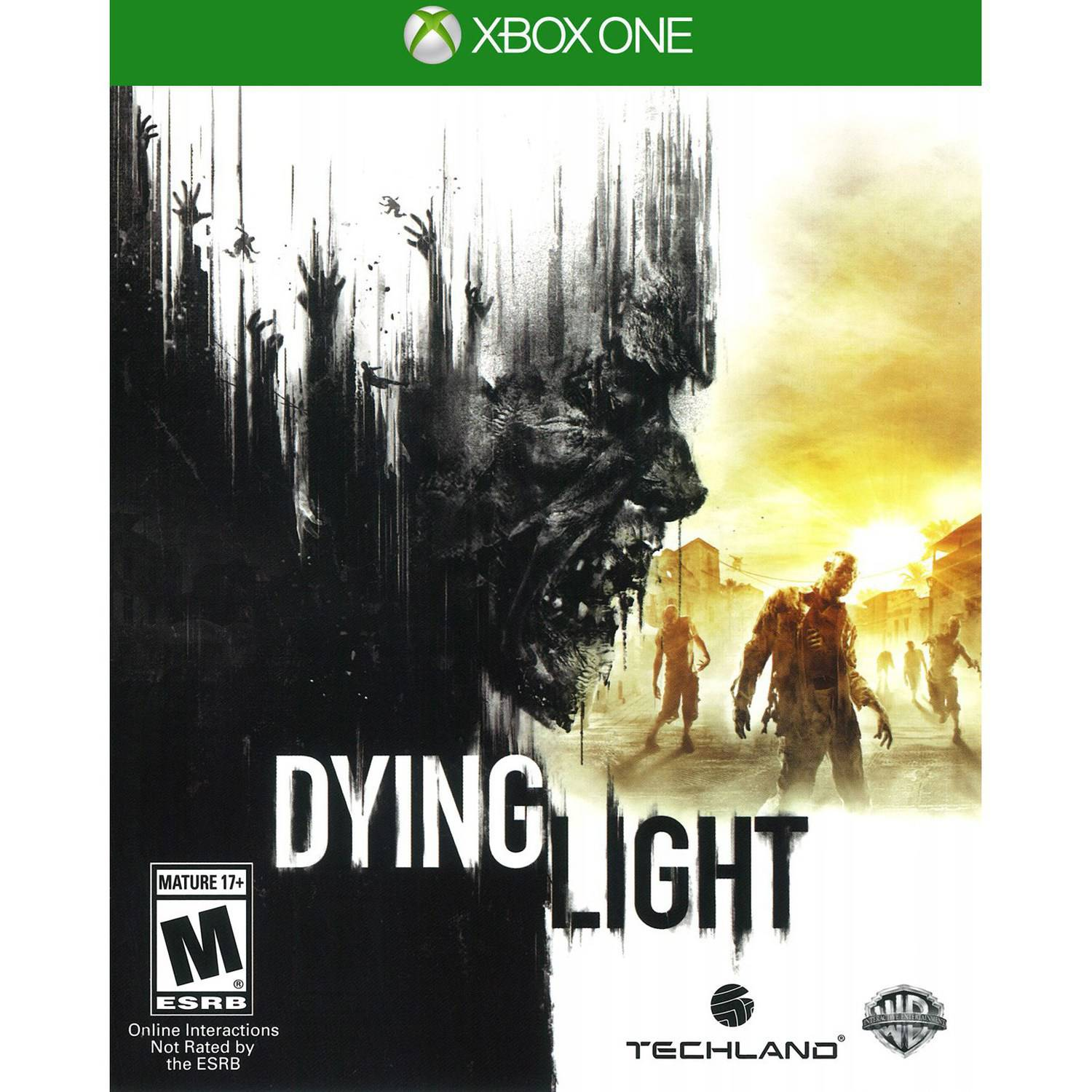 Dying Light (Xbox One) Used by Techland