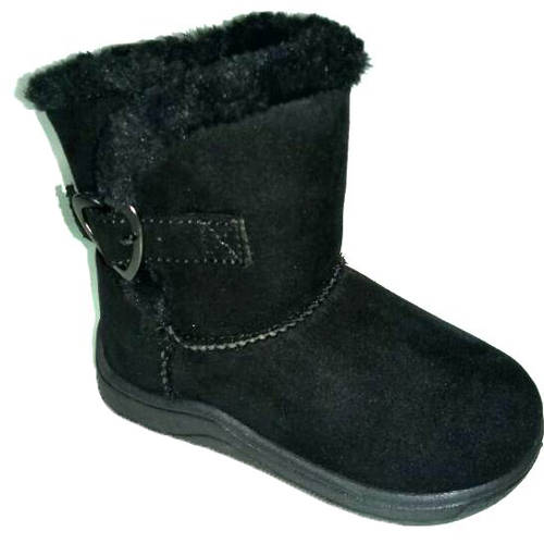 Faded Glory Toddler Girls' Shearling Boot