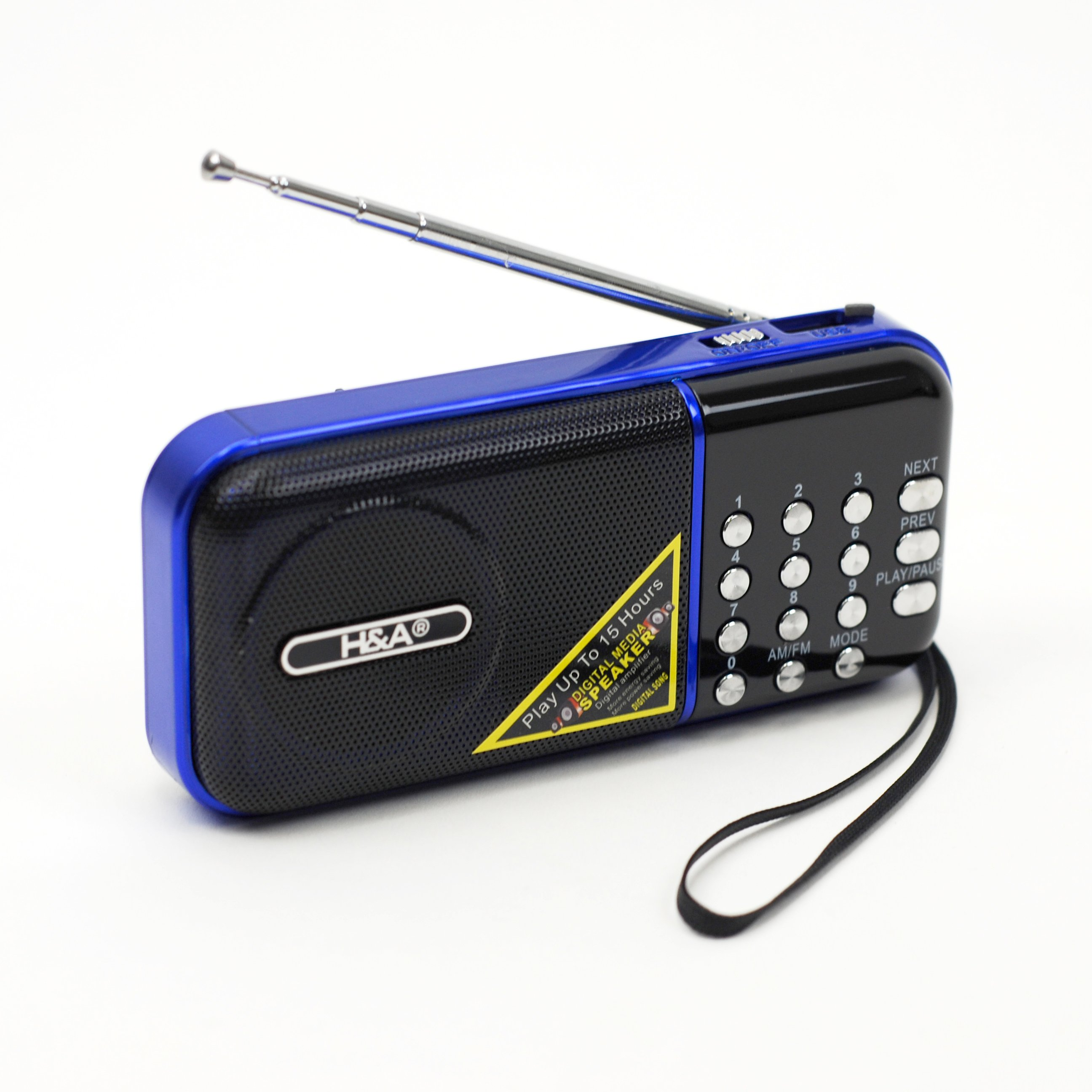 Small Portable Radio Best Digital Pocket Mp3 Radio Player With Am
