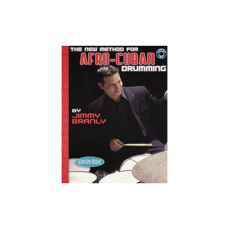 Hudson Music The New Method for Afro-Cuban Drumming (Book and CD (Hudson Music Drum)