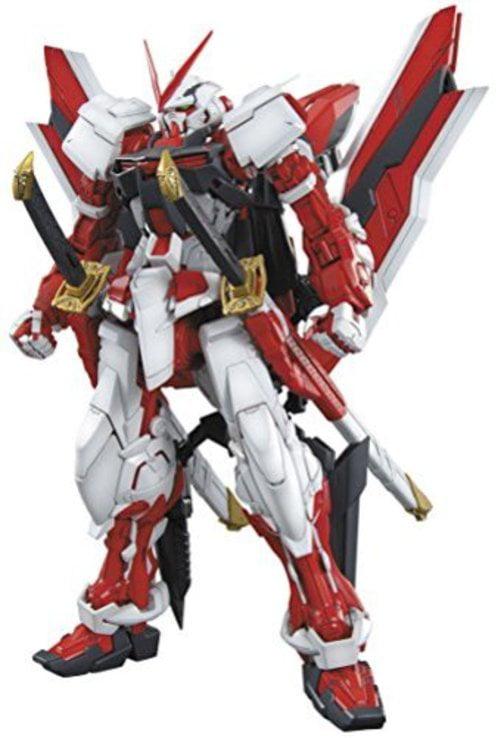 Bandai Hobby MG Gundam Kai Model Kit (1 100 Scale), Astray Red Frame by Bandai Hobby