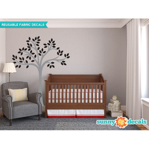 Sunny Decals Beautiful Tree Wall Decal