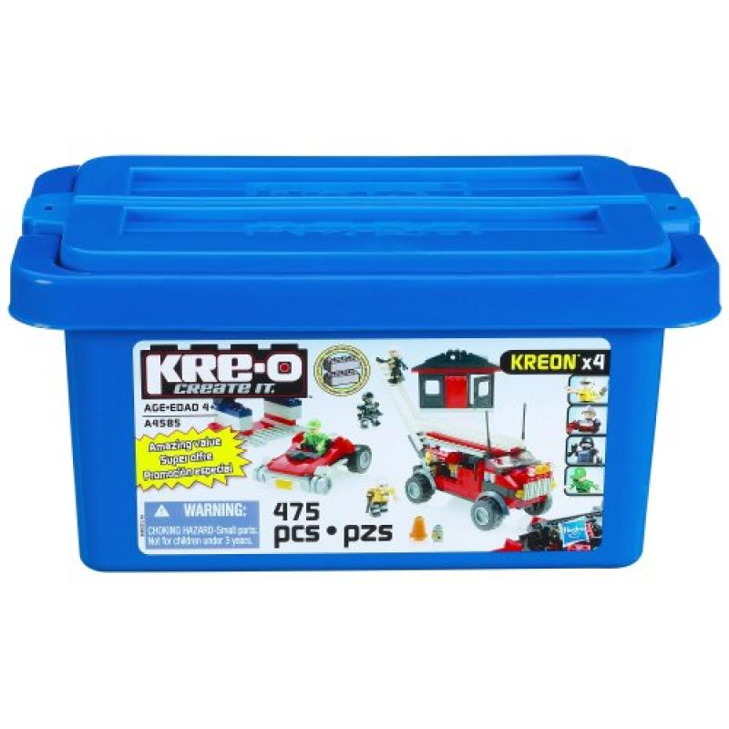 KRE-O Rescue Vehicle Value Bucket  (A4585)