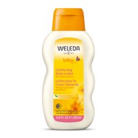 Weleda Baby Comforting Body Lotion with Calendula Extracts, 6.8 fl oz