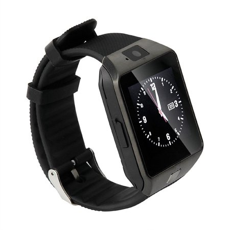 Techcomm Dz09 Smart Watch With 0 5mp Camera Bluetooth Gsm For Android Phones