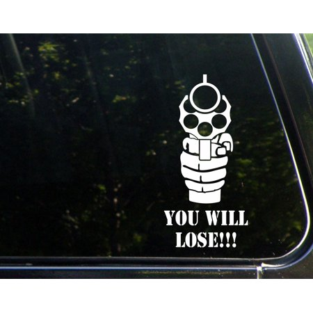 You Will Lose! - 4