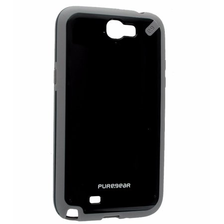 SAMSUNG GALAXY NOTE II PURE GEAR SLIM SHELL CASE - BLACK TEA](cheapest note 2 deals)