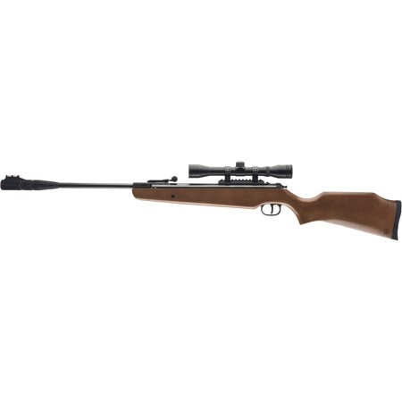 Ruger Silenthawk  177 Air Rifle Woodstock With Silenceair  4X32 Scope And Metal Rail