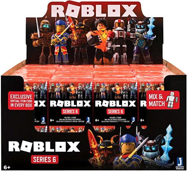 Roblox Series 6 Mystery Box 24 Packs Walmart Com Walmart Com