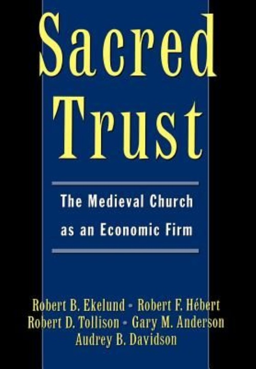 Related Book : Sacred Trust The Medieval Church As An Economic Firm