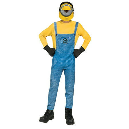 Boys Minion Mel Costume (Minion Boy Costume)