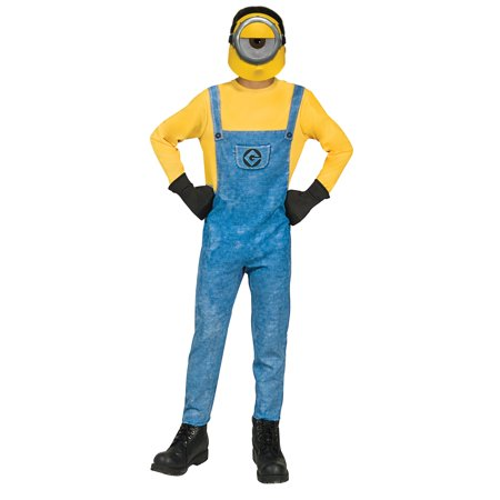 Boys Minion Mel Costume](Minion Costume Halloween Spirit)