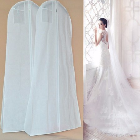 Hot Sale Breathable Wedding Dress Garment Cover - Anti-dust Wedding ...