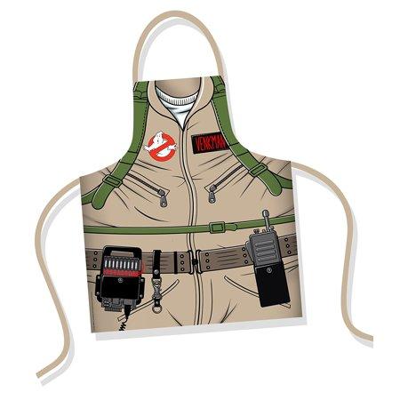 Ghostbusters Peter Venkman's Uniform Apron