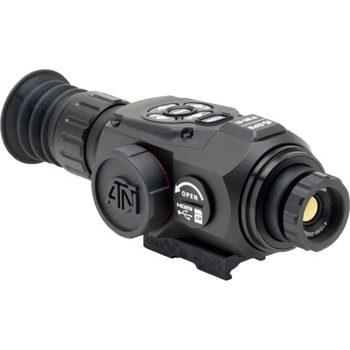 ATN ThOR-HD 384 1.25-5x25 Thermal Riflescope ThOR Hd Thermal Scope by ATN Corp