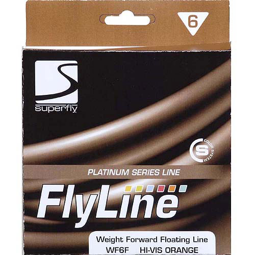 Superfly Premium Fly Line
