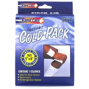 Rapid Care Instant Cold Pack Size 5x6 Item# 80012 - Pack of 3