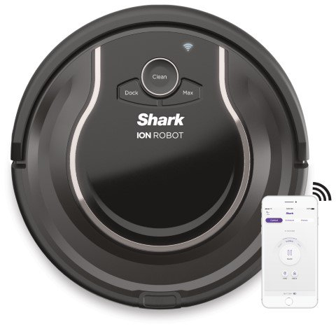 Shark ION™ Robot Vacuum with Wi-Fi (RV750)