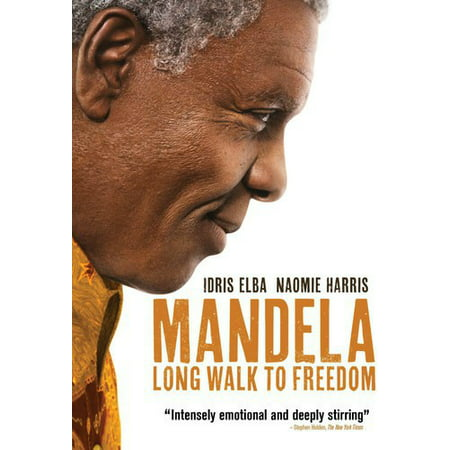 Mandela: Long Walk to Freedom (DVD) ()
