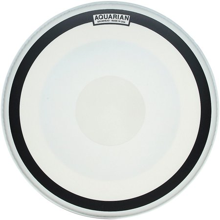Aquarian Impact Coated Single-Ply Bass Drum Head 26 in.