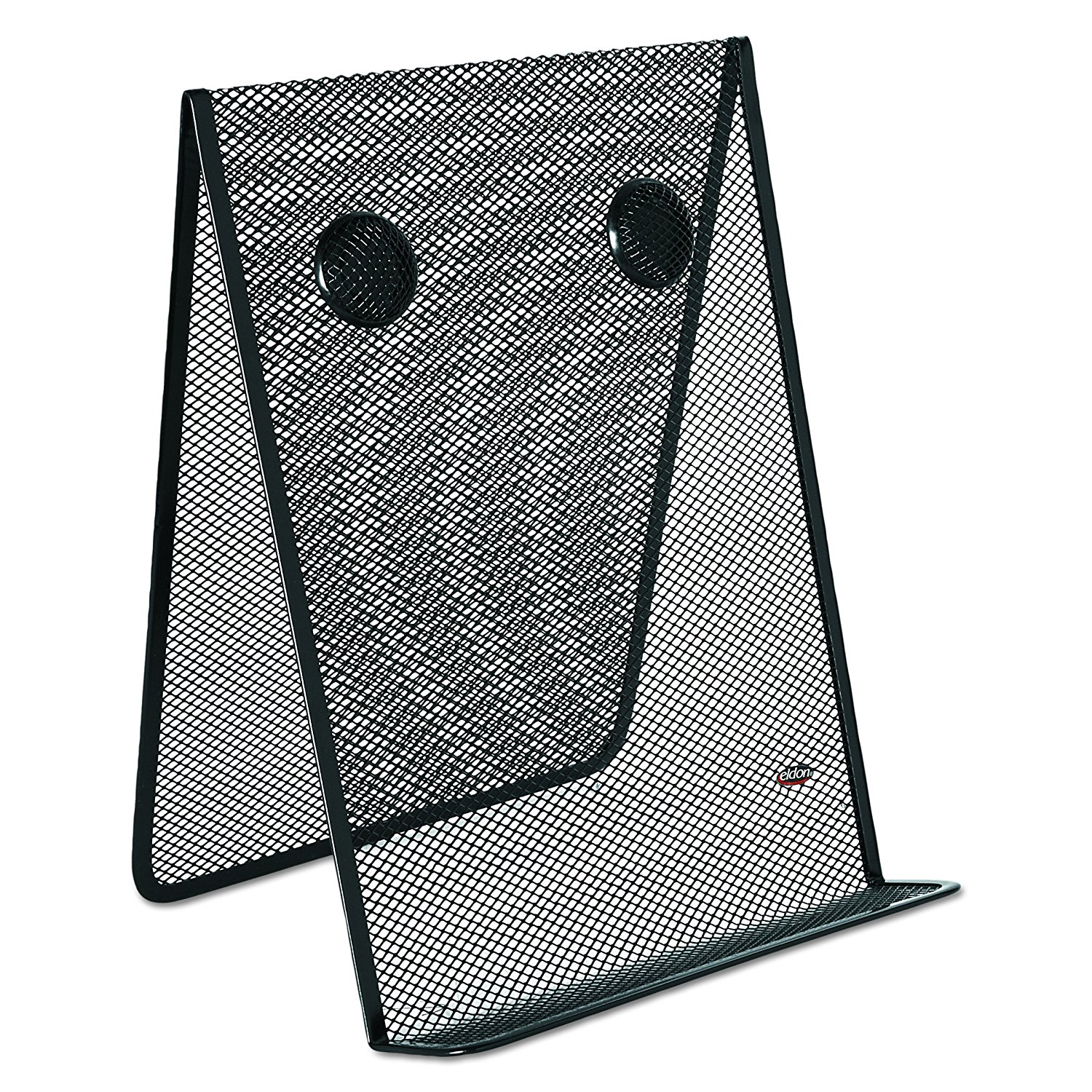 Mesh Collection Nesting Document Holder, Letter-Size, Black (L39C95POBLA), Freestanding desktop copyholder lets you view documents at eye level with less head and.., By Rolodex