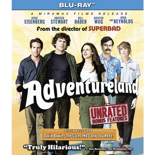 Adventureland (Blu-ray) (Widescreen)