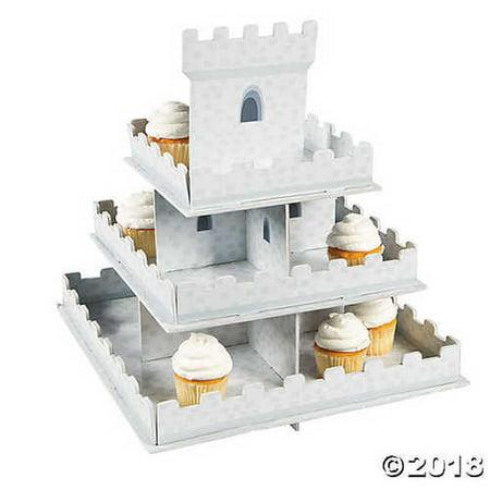 Knight's Kingdom Castle Cupcake - Cupcake Castle