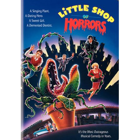 Little Shop Of Horrors (DVD) - Halloween Horror Nights 12 Islands Of Fear