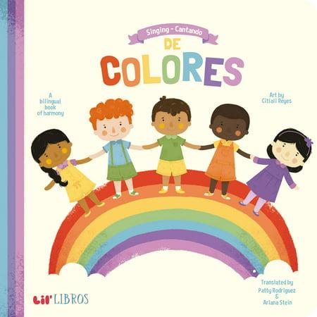 Singing/Cantando de Colores : A Bilingual Book Of (Vanessa Williams Singing Colors Of The Wind)
