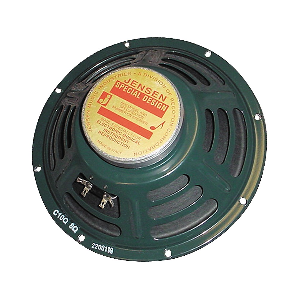 "Jensen C10Q 35W 10"" Replacement Speaker 16 Ohm by Jensen"