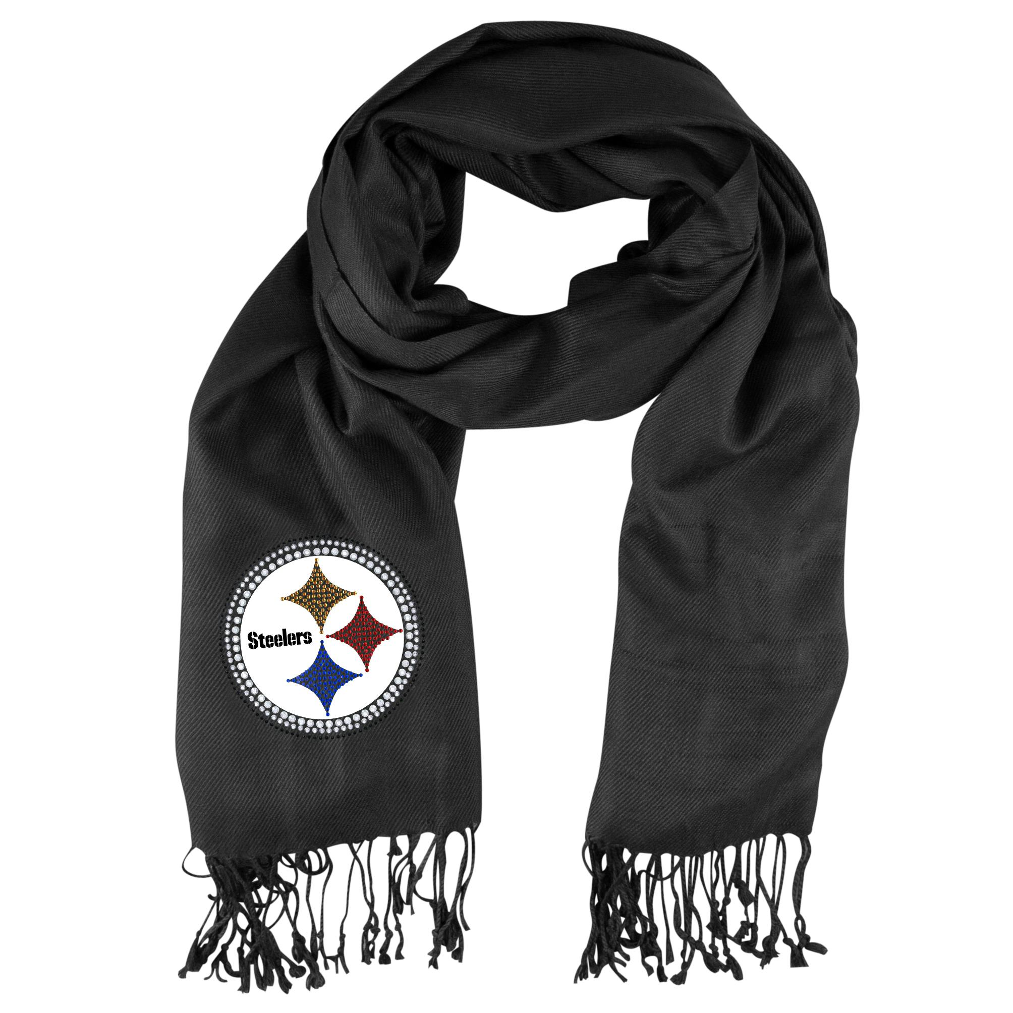 Pittsburgh Steelers Pashi Fan Scarf